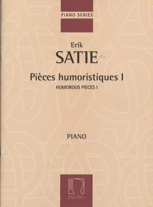 Pièces Humoristiques Volume 1 SATIE Partition Piano - laflutedepan