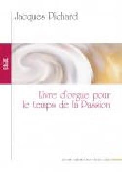 Livre d'Orgue pour le temps de la Passion - laflutedepan.com