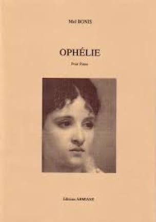 Ophélie - Mel Bonis - Partition - Piano - laflutedepan.com