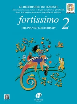 Fortissimo 2 Partition Piano - laflutedepan