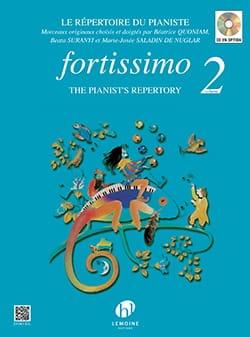 Fortissimo 2 Partition Piano - laflutedepan