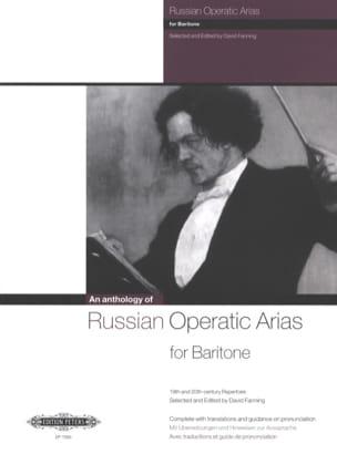 Russian Operatic Arias. Baryton Partition Opéras - laflutedepan