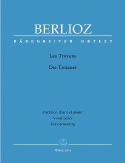 Les Troyens BERLIOZ Partition Opéras - laflutedepan