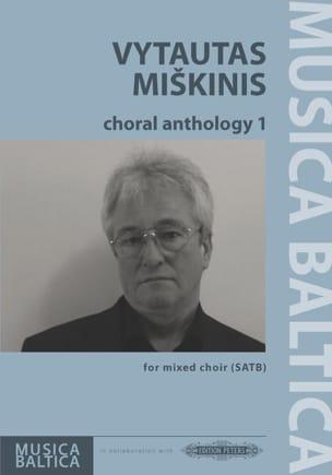Choral Anthology. Volume 1 Vytautas Miskinis Partition laflutedepan