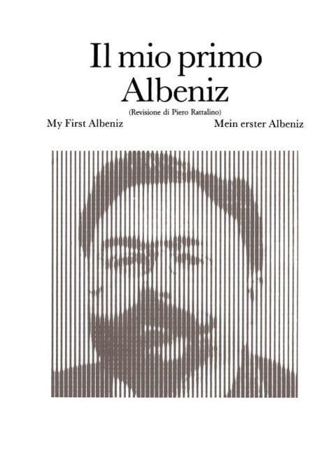 Il Mio Primo - ALBENIZ - Partition - Piano - laflutedepan.com