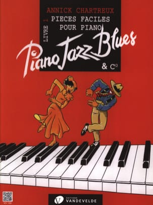 Piano, Jazz, Blues And Co Volume 1 Annick Chartreux laflutedepan