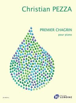 Premier chagrin Christian Pezza Partition Piano - laflutedepan