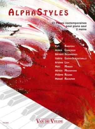 Alphastyles - Partition - Piano - laflutedepan.com