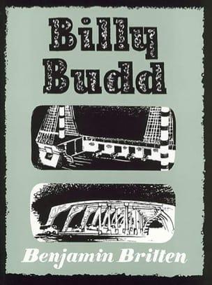 Billy Budd Opus 50 BRITTEN Partition Opéras - laflutedepan