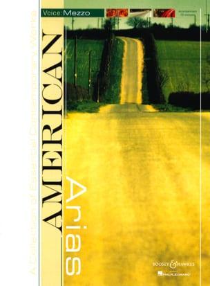 American Arias Mezzo - Partition - Opéras - laflutedepan.com