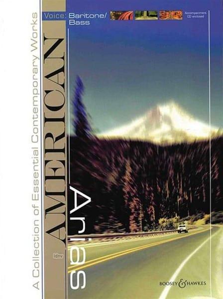 American Arias Baryton / Basse - Partition - laflutedepan.com