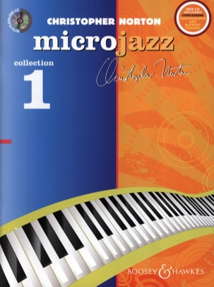 Microjazz Collection 1 Level 3 Christopher Norton laflutedepan