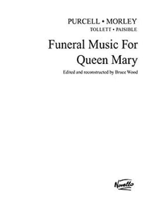 Funeral Music For Queen Mary - laflutedepan.com