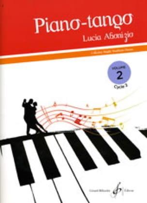 Piano Tango Volume 2 Cycle 2 - Lucia Abonizio - laflutedepan.com