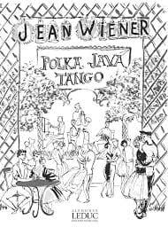 Polka Jean Wiener Partition Piano - laflutedepan