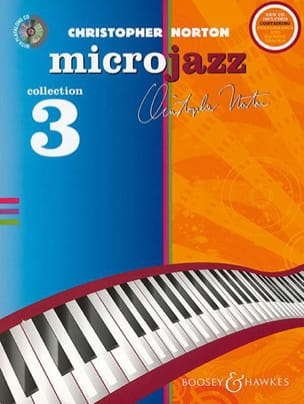 Christopher Norton - Microjazz Collection 3 Level 5 - Partition - di-arezzo.co.uk