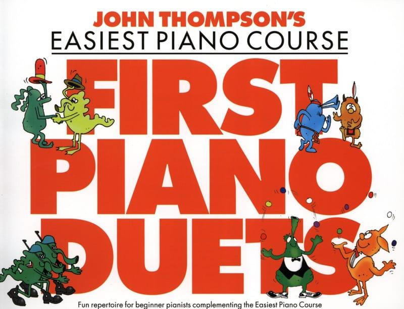 First Piano Duets - Partition - Piano - laflutedepan.com