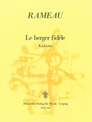Le Berger Fidèle. RAMEAU Partition Violon - laflutedepan