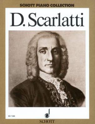 Ausgewählte Werke SCARLATTI Partition Clavecin - laflutedepan