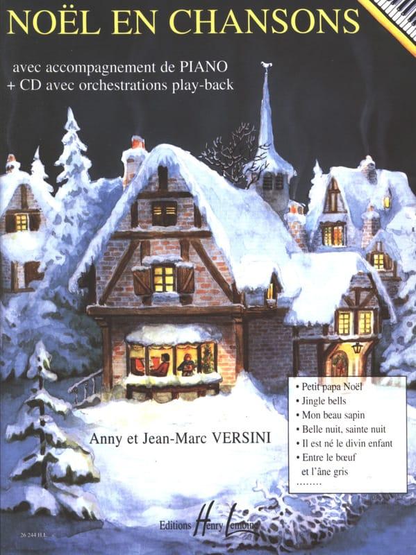 Noël en Chansons - Anny et Jean-Marc Versini - laflutedepan.com