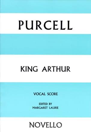 King Arthur PURCELL Partition Opéras - laflutedepan