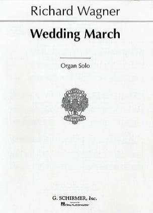 Marche Nuptiale de Lohengrin WAGNER Partition Orgue - laflutedepan