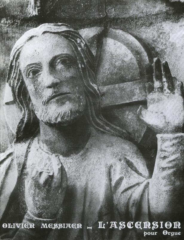 L'Ascension - MESSIAEN - Partition - Orgue - laflutedepan.com