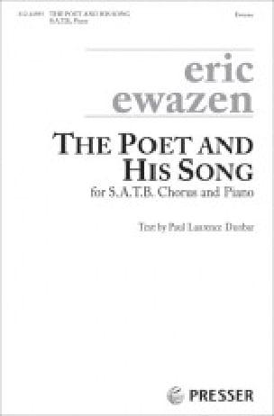 The Poet and his Song - Eric Ewazen - Partition - laflutedepan.com