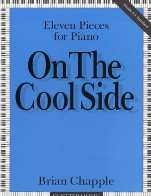 On The Cool Side Chapple Partition Piano - laflutedepan