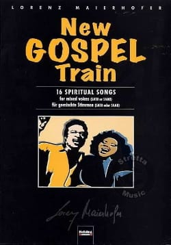 New Gospel Train Partition Chœur - laflutedepan