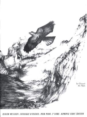 Olivier Messiaen - Catálogo de aves Volumen 1 - Partition - di-arezzo.es