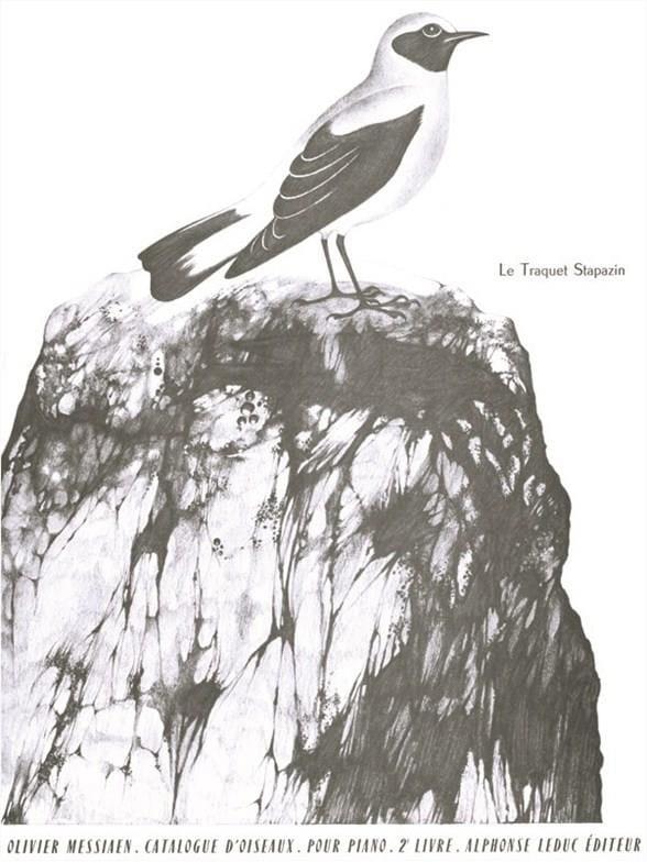 Catalogue D'Oiseaux Volume 2 - MESSIAEN - Partition - laflutedepan.com