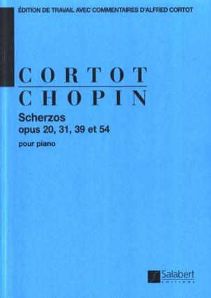 4 Scherzos CHOPIN Partition Piano - laflutedepan