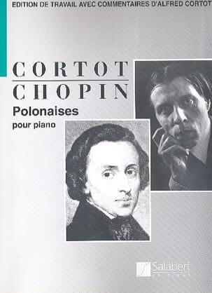 7 Polonaises CHOPIN Partition Piano - laflutedepan