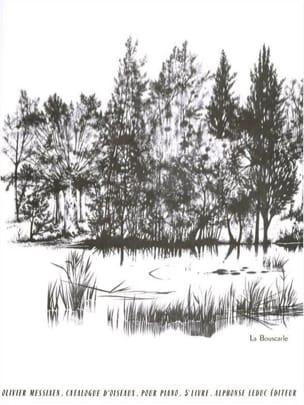 Olivier Messiaen - Catálogo de aves Volumen 5 - Partition - di-arezzo.es