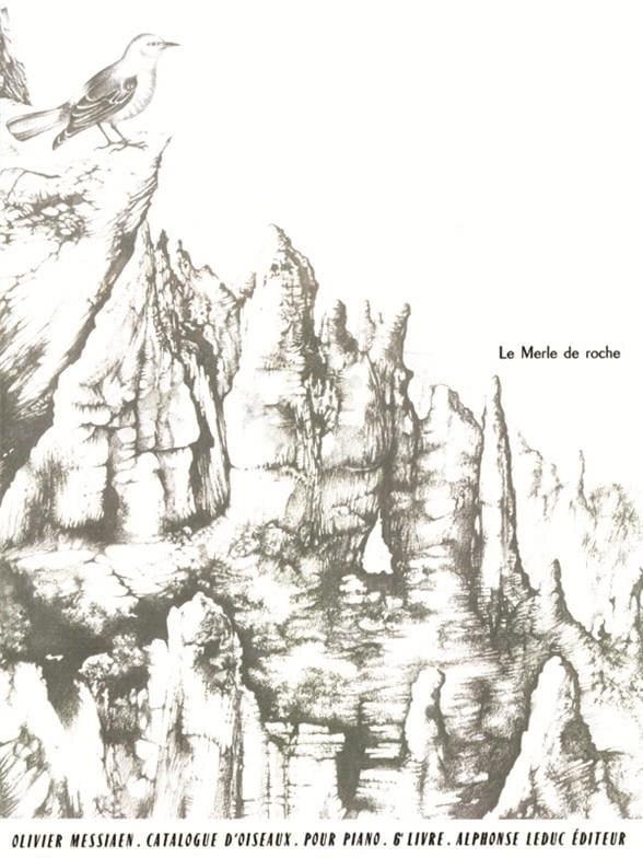 Catalogue D'Oiseaux Volume 6 - MESSIAEN - Partition - laflutedepan.com
