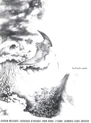 Olivier Messiaen - Catálogo de aves Volumen 7 - Partition - di-arezzo.es