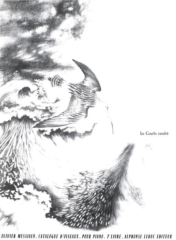 Catalogue D'Oiseaux Volume 7 - MESSIAEN - Partition - laflutedepan.com