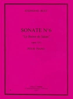 Sonate N° 6 Opus 135 Stéphane Blet Partition Piano - laflutedepan