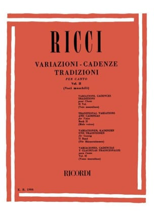 Variations. Cadences. Traditions Volume 2 - laflutedepan.com