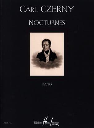 Nocturnes CZERNY Partition Piano - laflutedepan