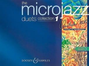 Microjazz Duets Collection 1 Level 3 Christopher Norton laflutedepan