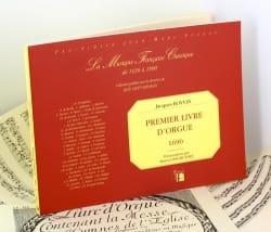 Jacques Boyvin - First Organ Book 1690 - Partition - di-arezzo.com
