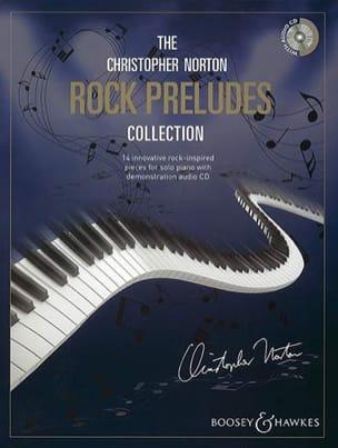 Rock Preludes Collection + Cd - Christopher Norton - laflutedepan.com