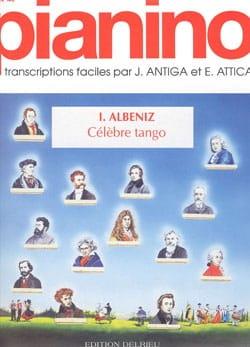 Adagio. Pianino 133 ALBINONI Partition Piano - laflutedepan
