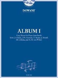 Album 1. 4 Mains - Partition - Piano - laflutedepan.com