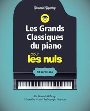 Les Grands Classiques du Piano pour les Nuls - laflutedepan.com