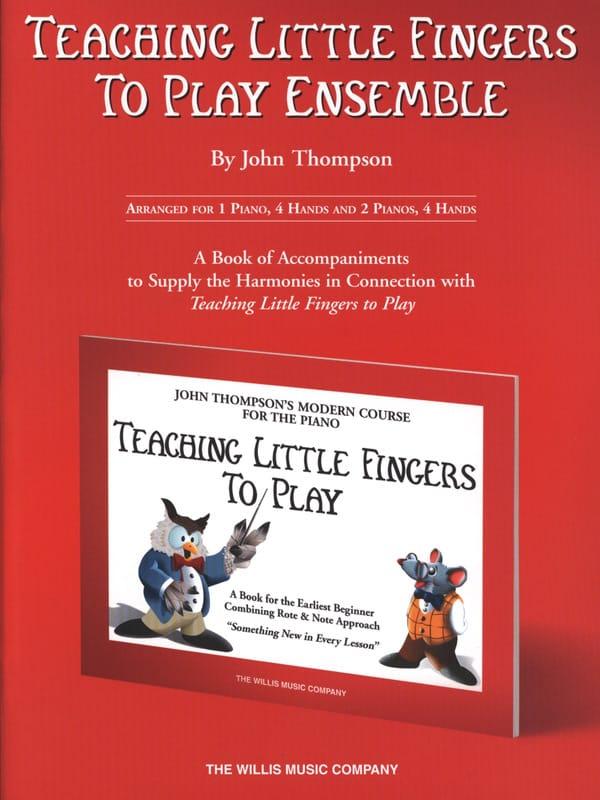 Teaching Little Fingers To Play Ensemble - laflutedepan.com
