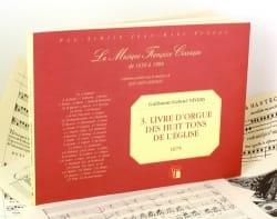 Guillaume-Gabriel Nivers - 3rd Organ Book - Partition - di-arezzo.com