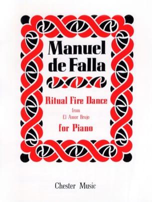 Danse Rituelle Du Feu DE FALLA Partition Piano - laflutedepan